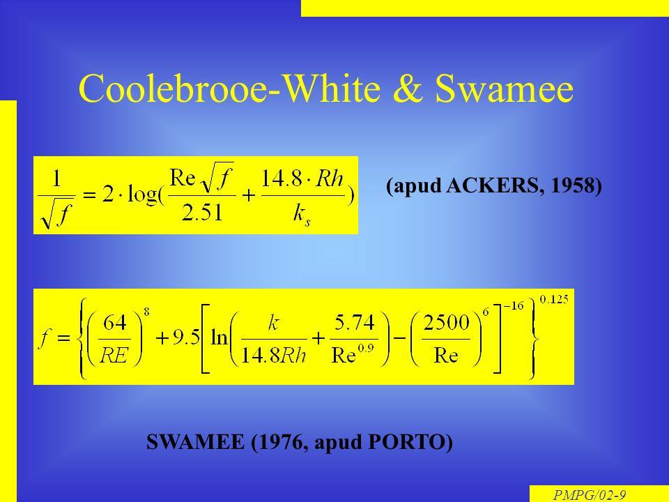 Coolebrooe-White & Swamee