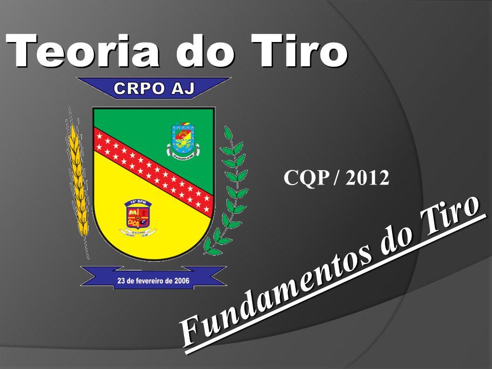 Teoria do Tiro CQP / 2012 Fundamentos do Tiro