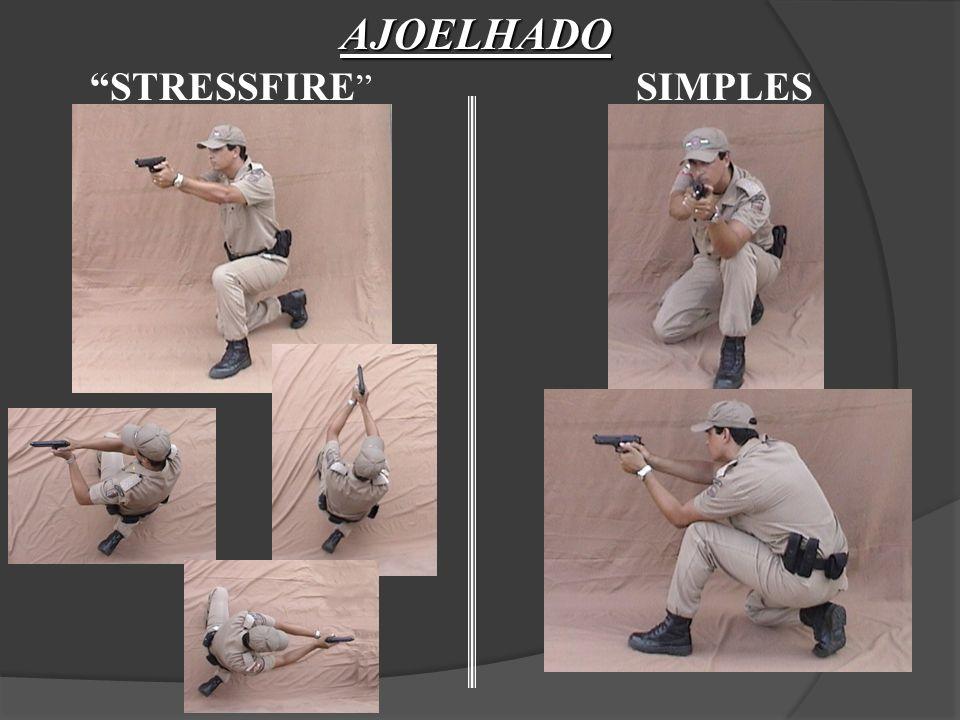 AJOELHADO STRESSFIRE SIMPLES