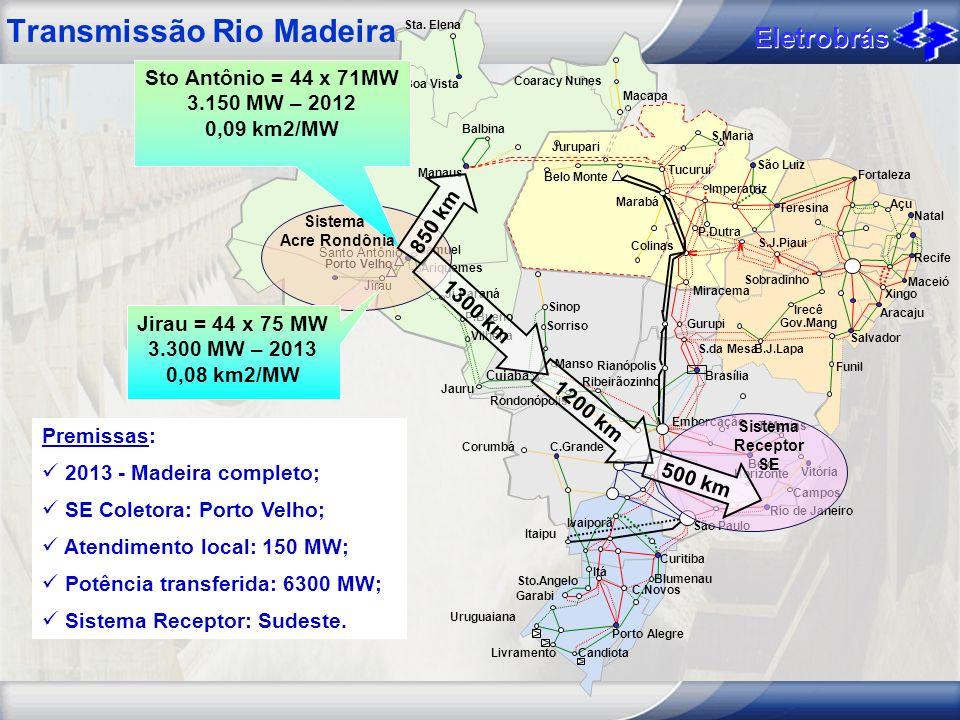 Transmissão Rio Madeira