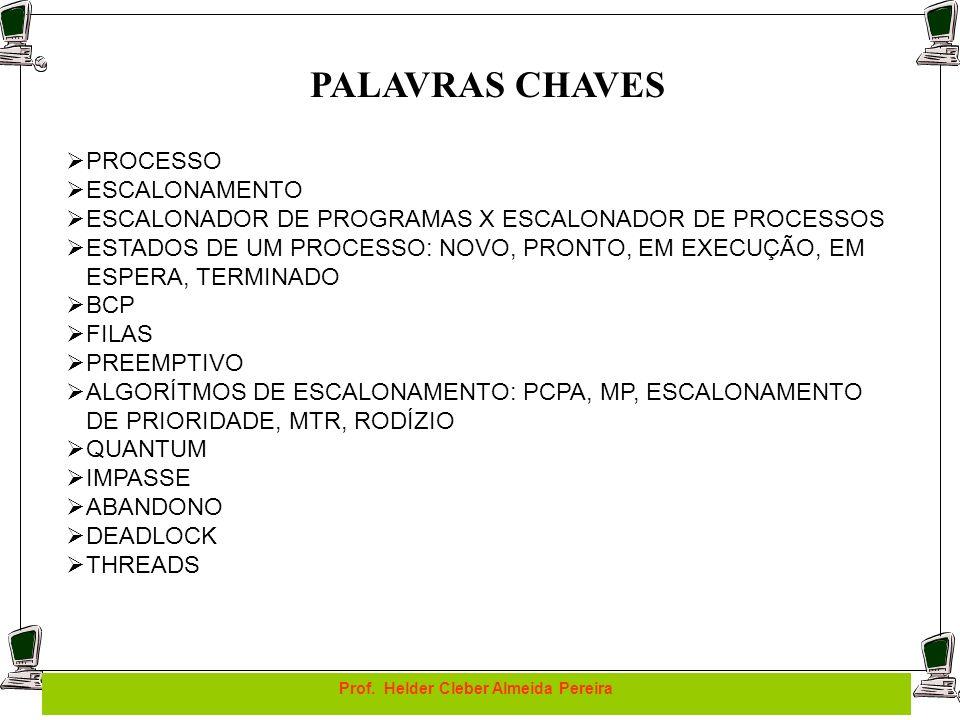 Prof. Helder Cleber Almeida Pereira