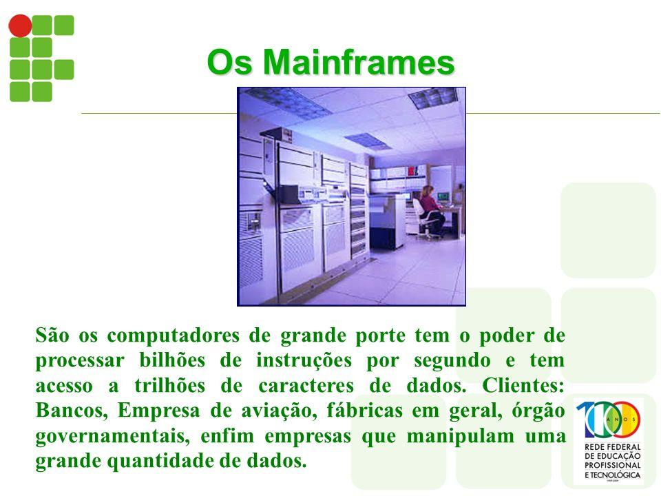 Os Mainframes