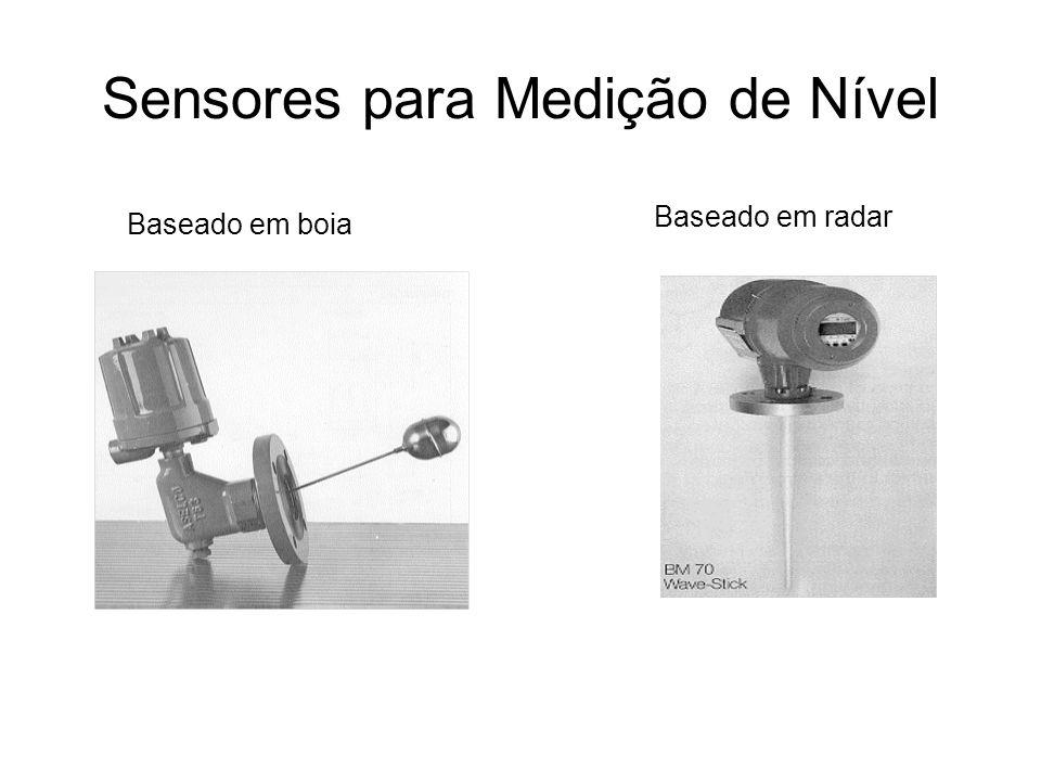 Sensores para Medição de Nível