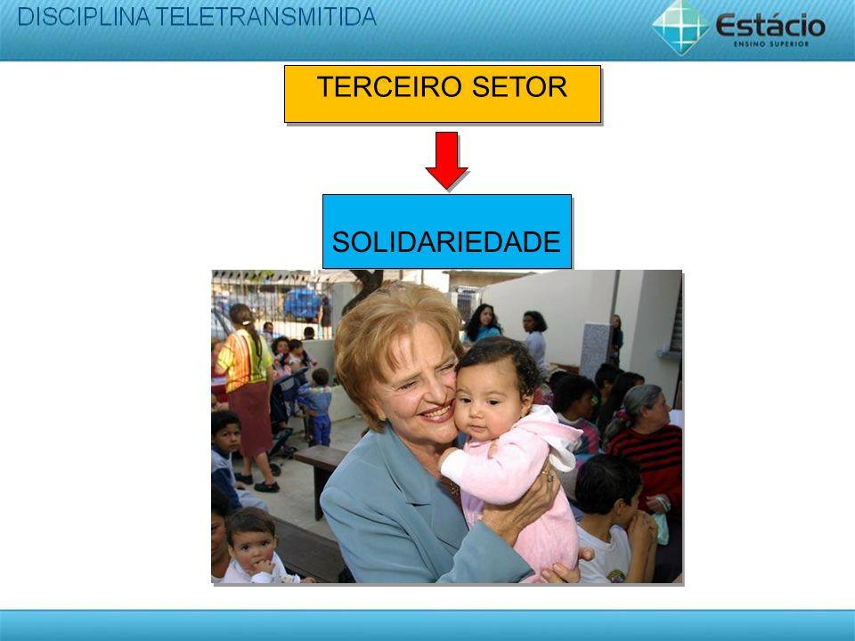 TERCEIRO SETOR SOLIDARIEDADE