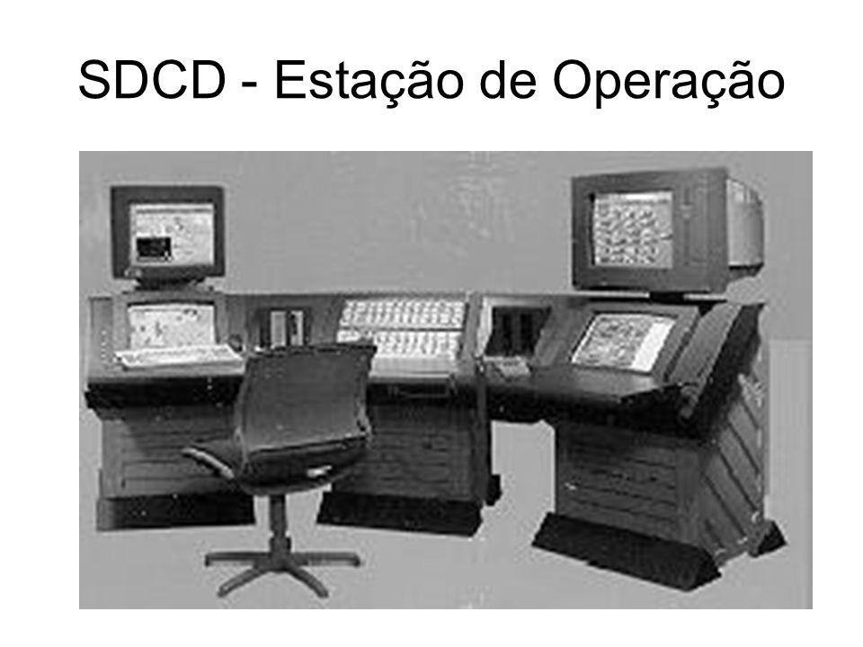 SDCD - Estação de Operação