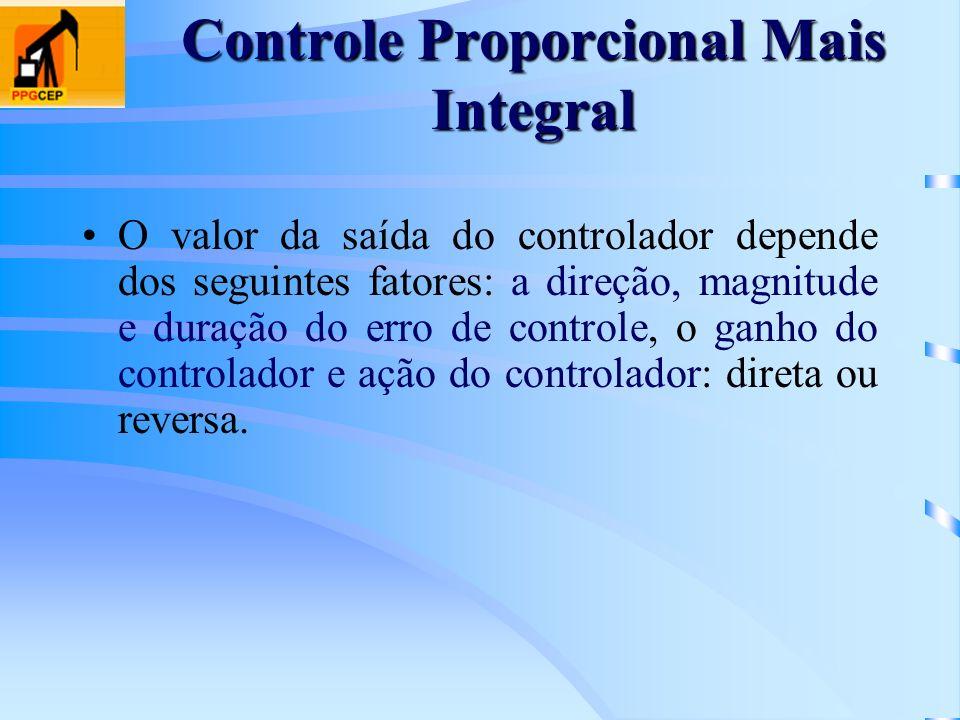 Controle Proporcional Mais Integral