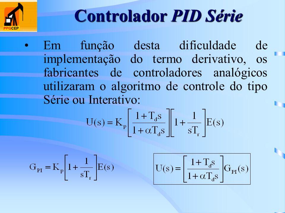 Controlador PID Série