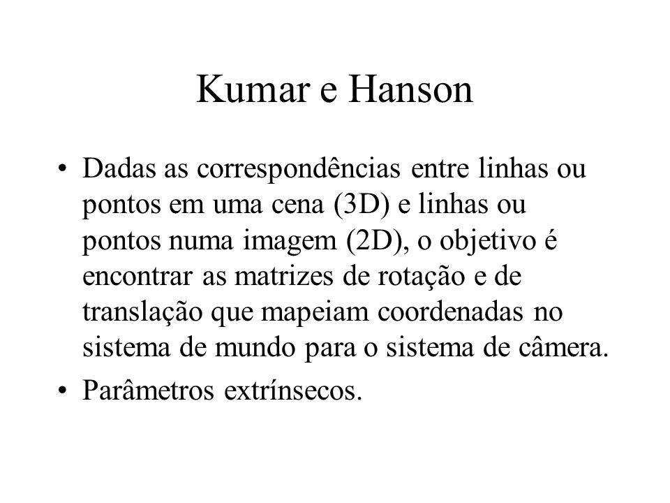 Kumar e Hanson