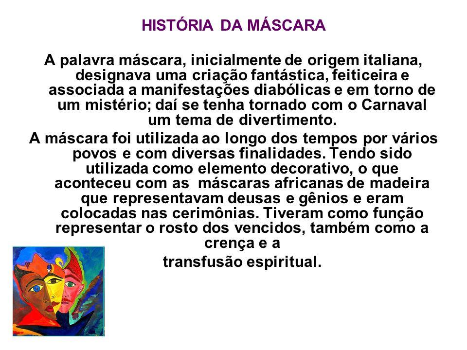transfusão espiritual.