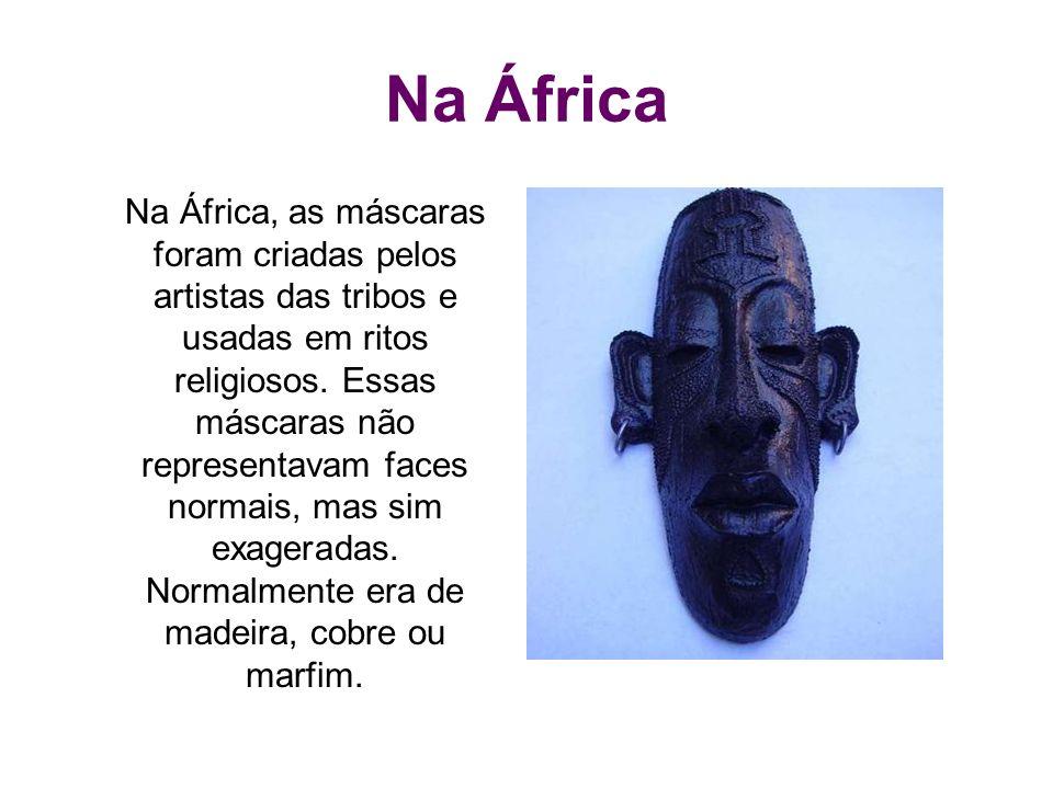 Na África