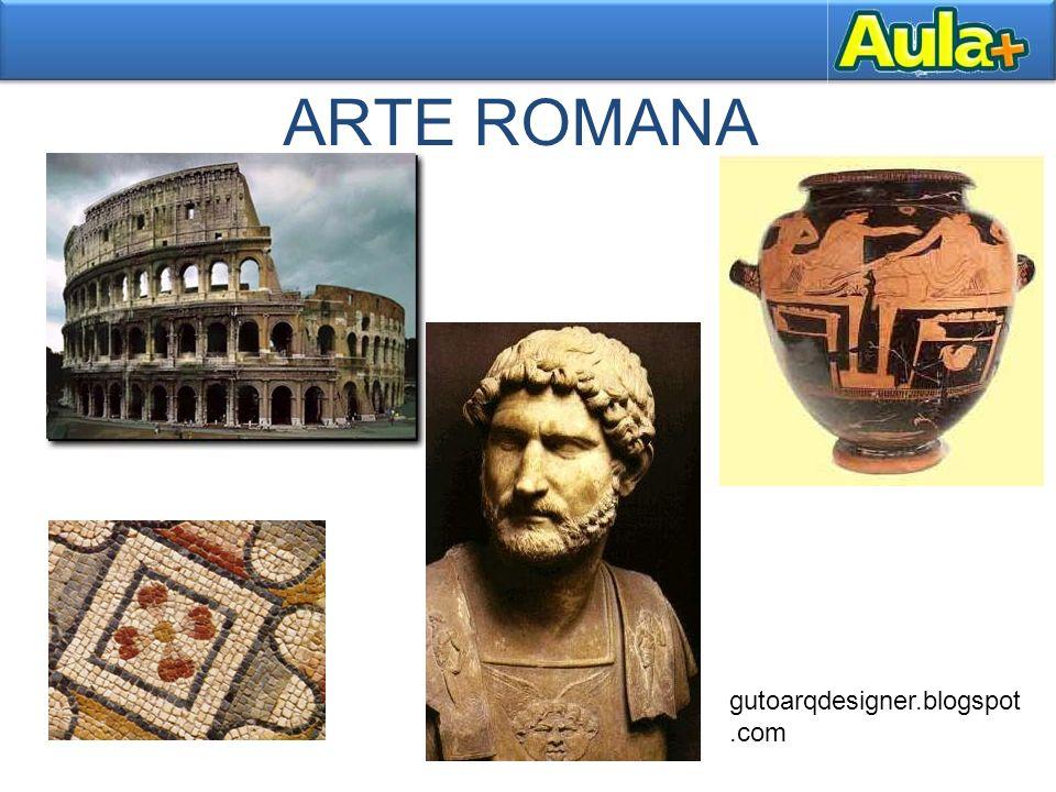 ARTE ROMANA gutoarqdesigner.blogspot.com