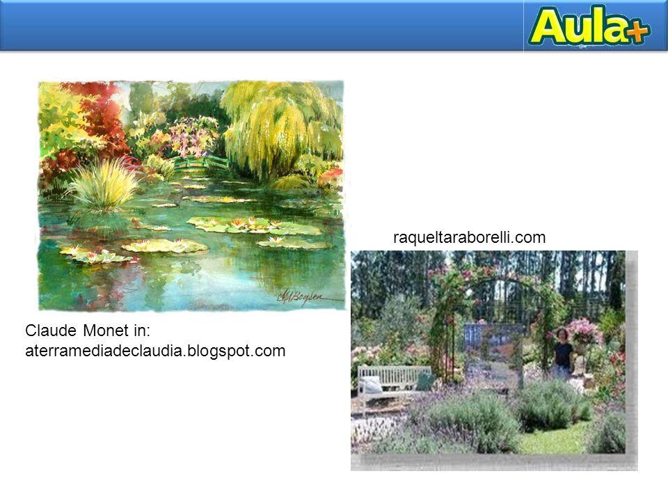 raqueltaraborelli.com Claude Monet in: aterramediadeclaudia.blogspot.com