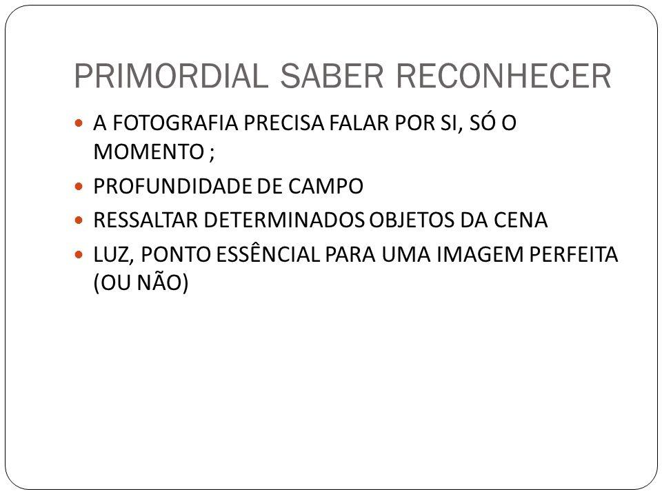 PRIMORDIAL SABER RECONHECER