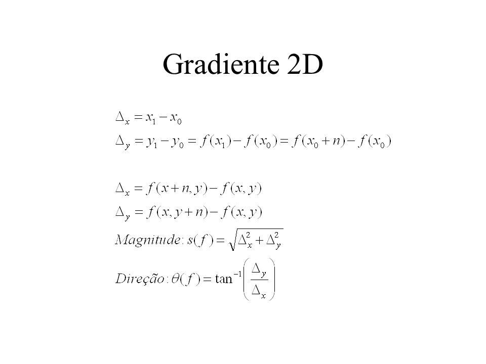 Gradiente 2D