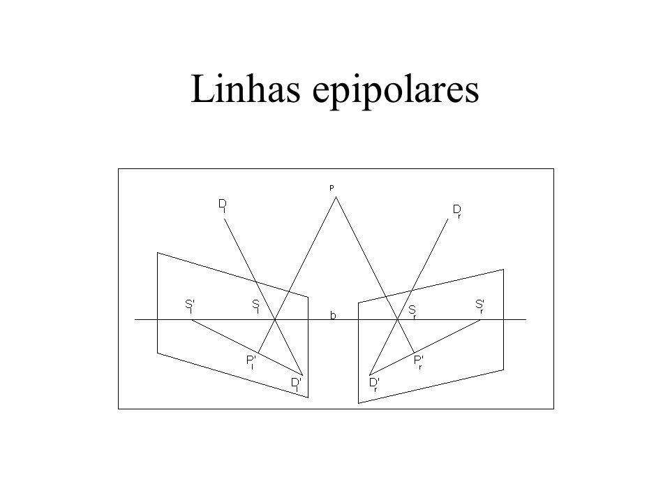 Linhas epipolares