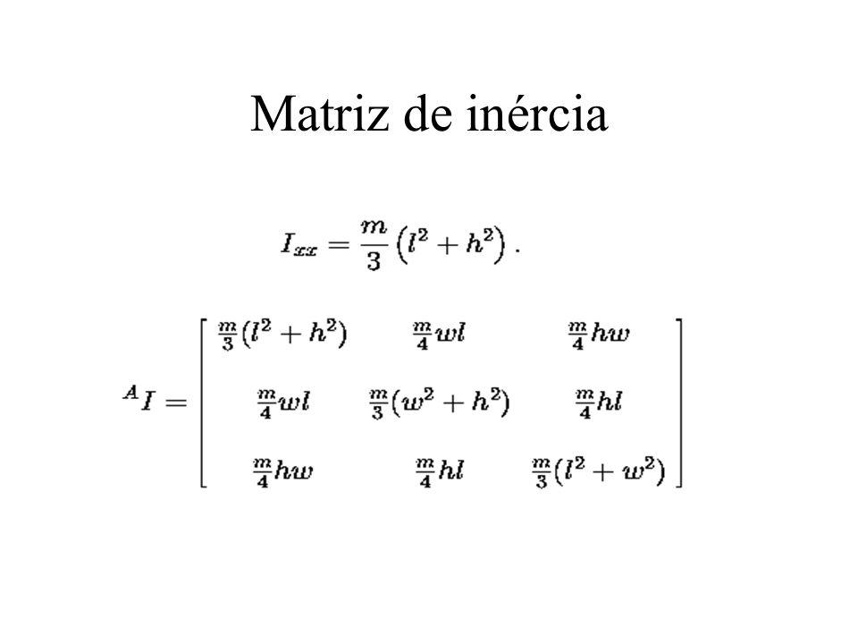 Matriz de inércia