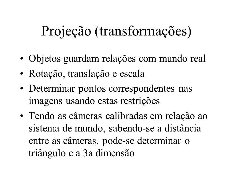 Projeção (transformações)