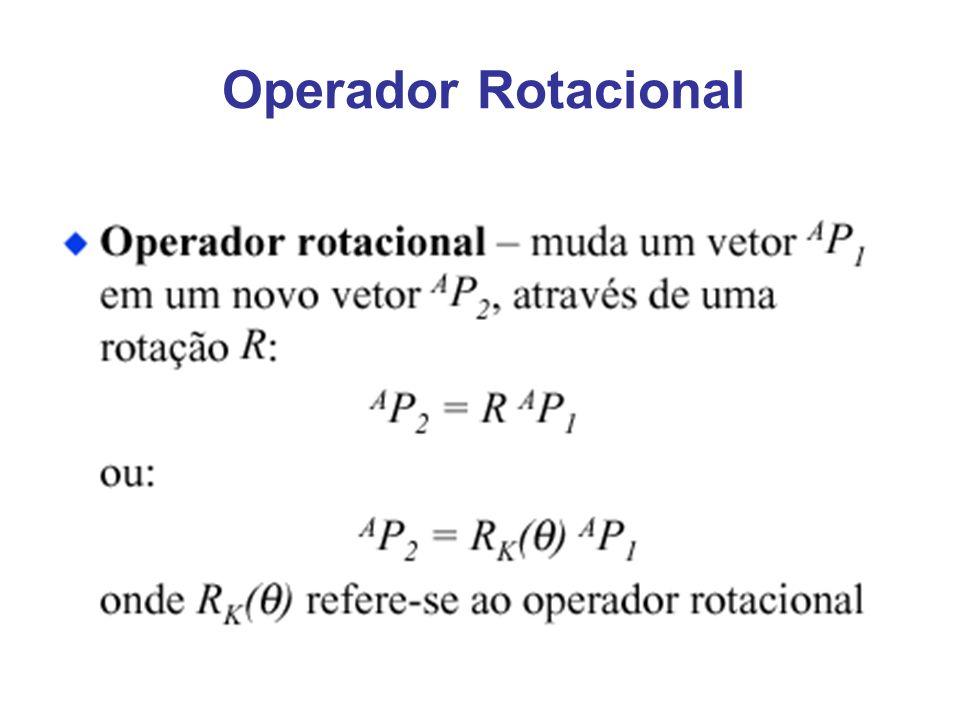 Operador Rotacional