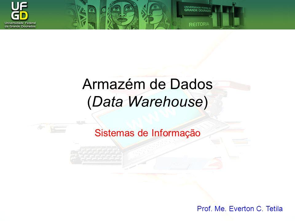 Armazém de Dados (Data Warehouse)