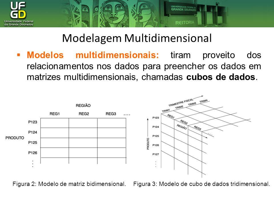 Modelagem Multidimensional