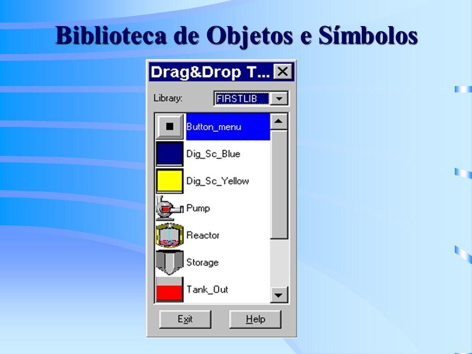 Biblioteca de Objetos e Símbolos