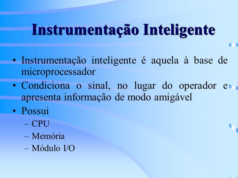 Instrumentação Inteligente