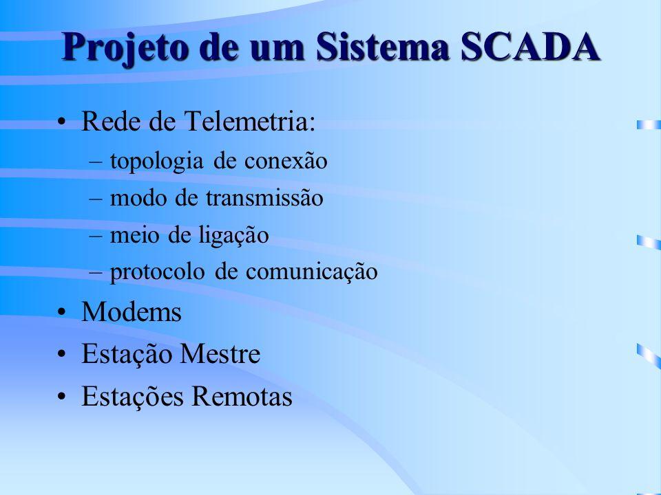 Projeto de um Sistema SCADA