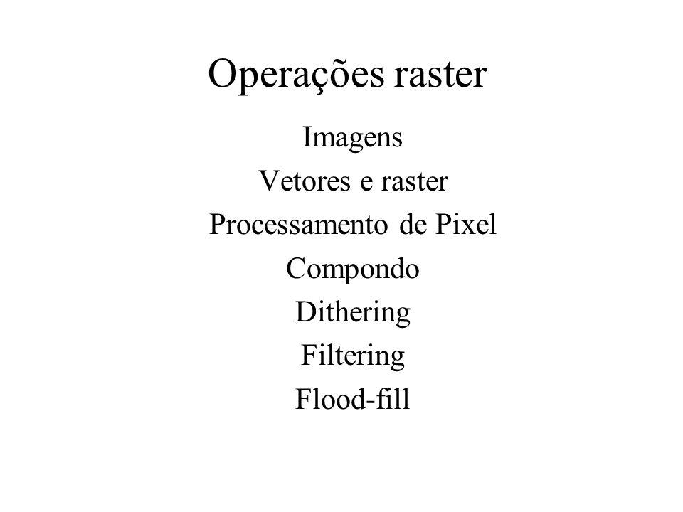 Processamento de Pixel