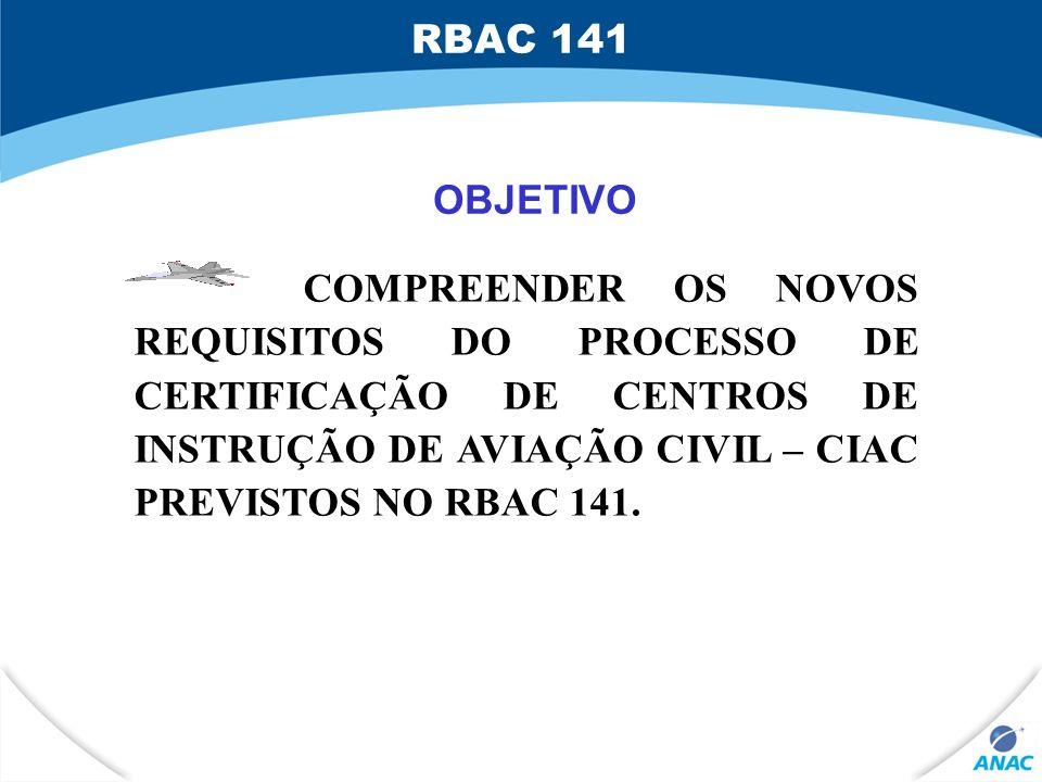 RBAC 141 OBJETIVO.