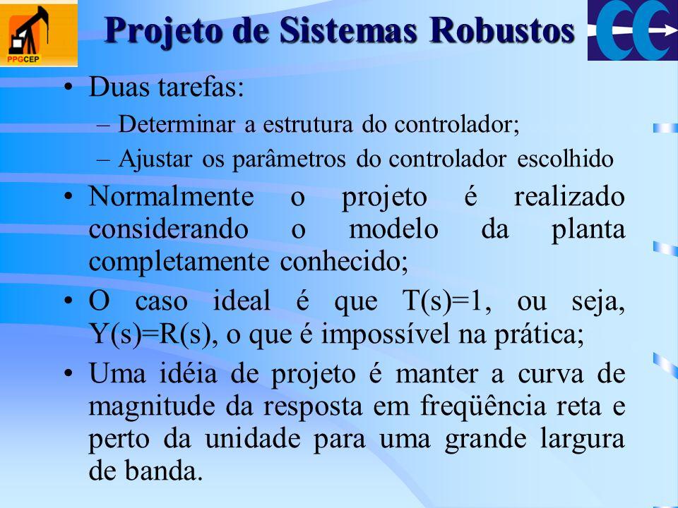 Projeto de Sistemas Robustos