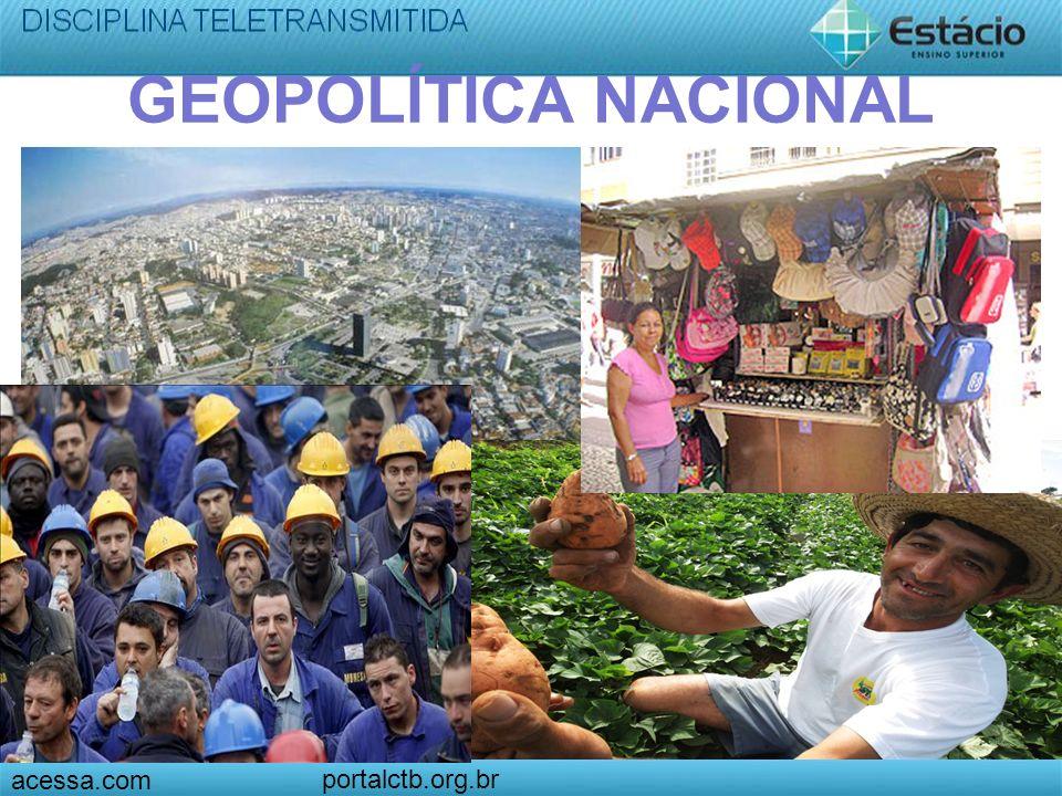 GEOPOLÍTICA NACIONAL acessa.com portalctb.org.br