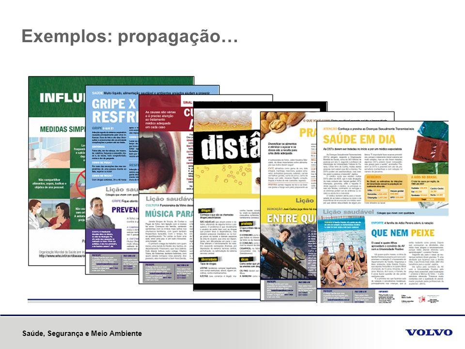 Exemplos: propagação…