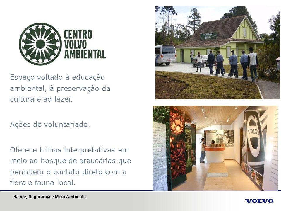 Espaço voltado à educação ambiental, à preservação da cultura e ao lazer.