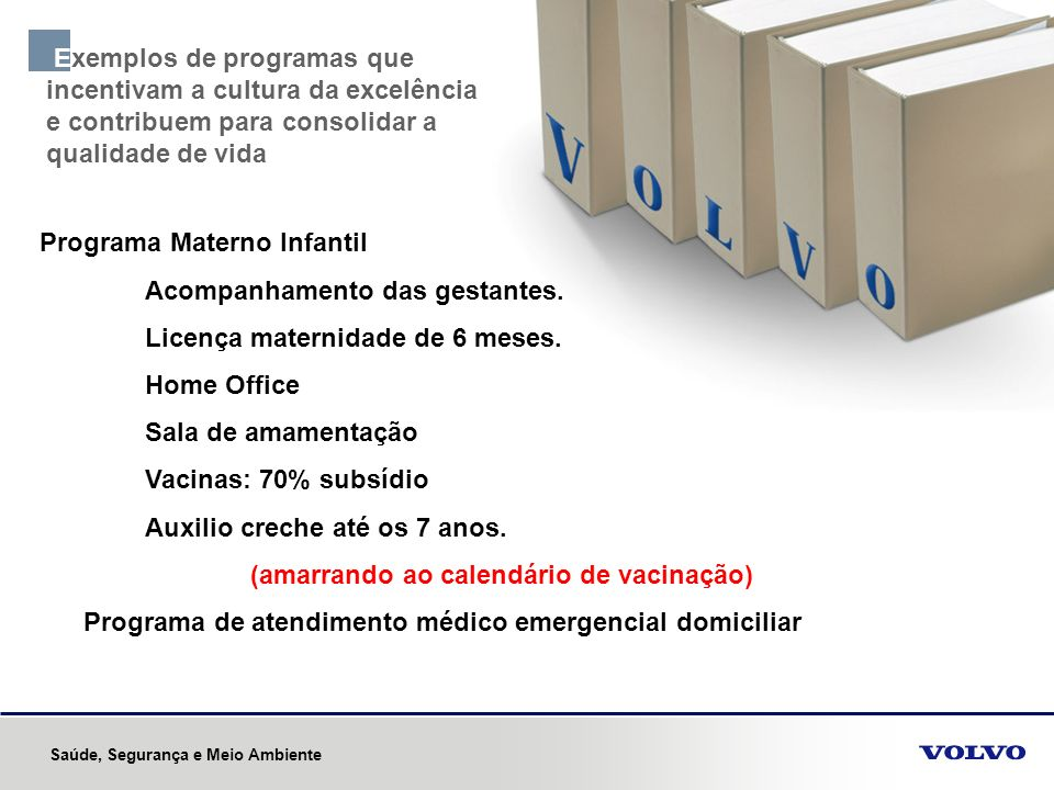 Programa Materno Infantil Acompanhamento das gestantes.