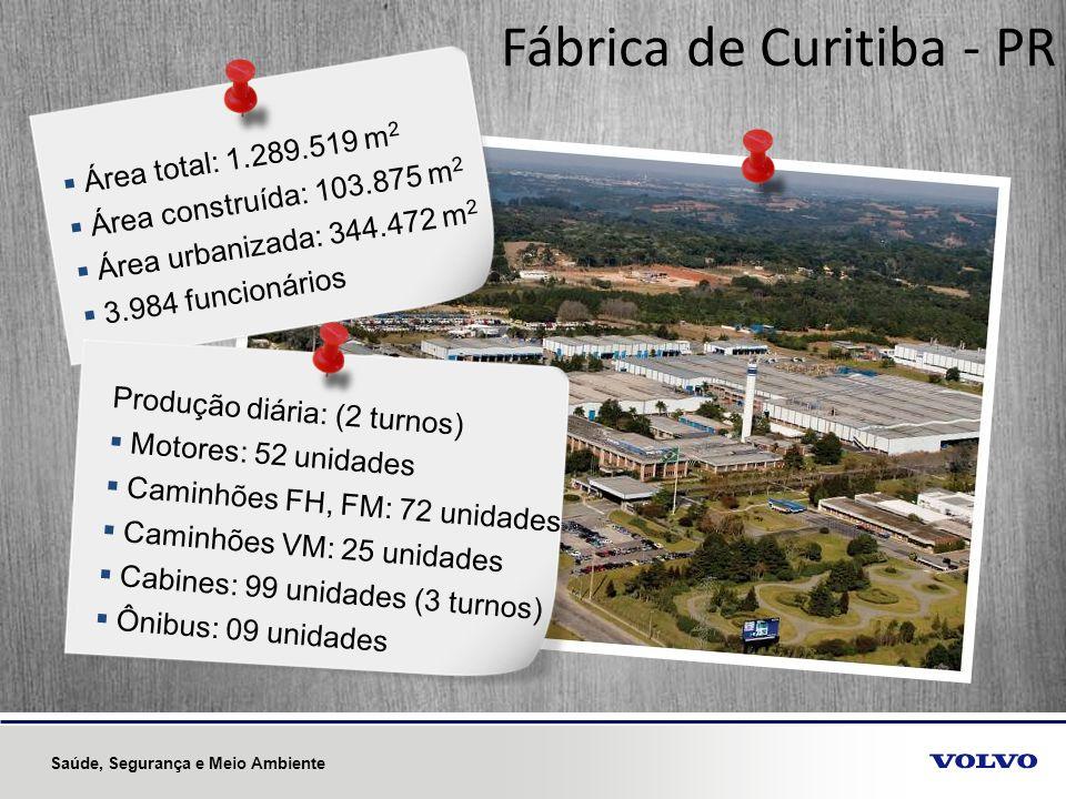 Fábrica de Curitiba - PR