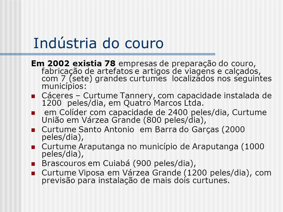 Indústria do couro