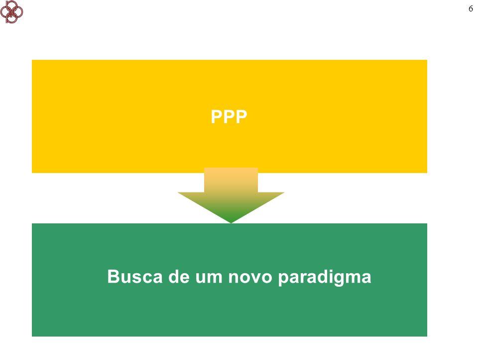 Busca de um novo paradigma