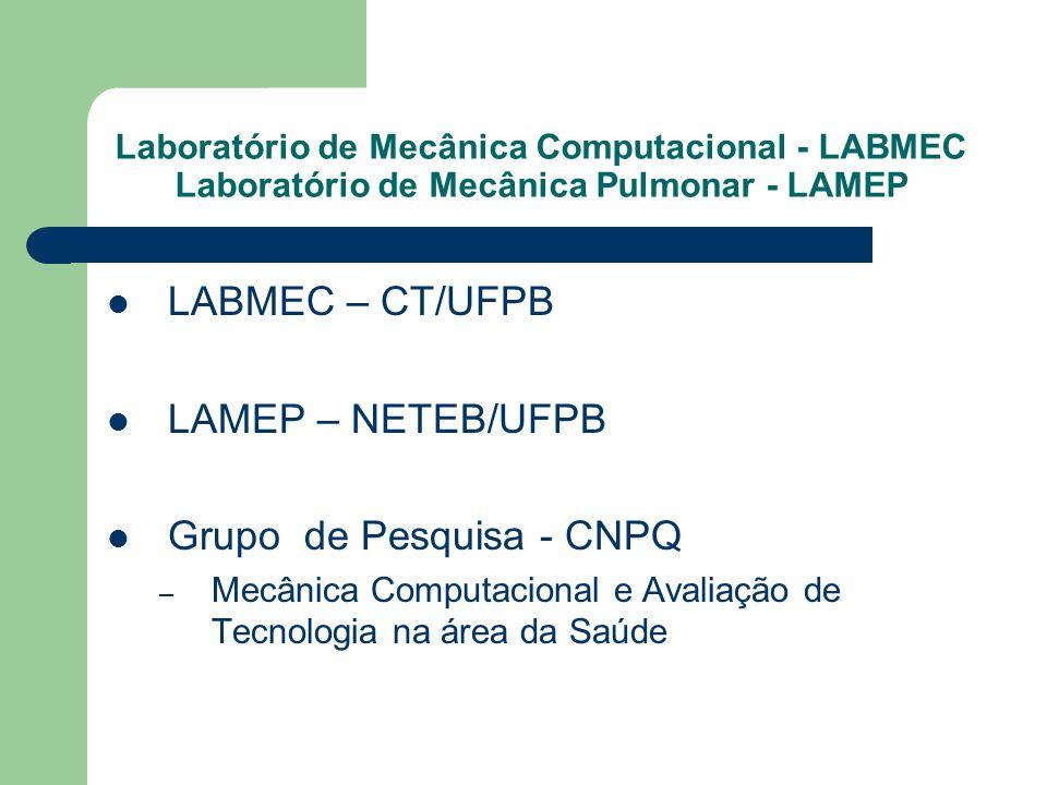 Grupo de Pesquisa - CNPQ