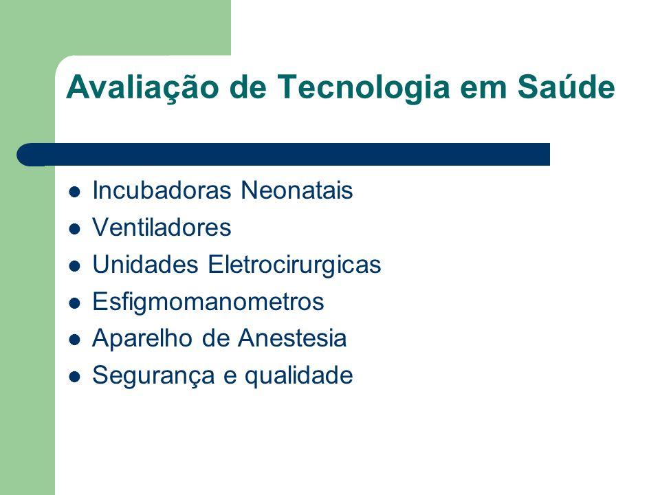 Avaliação de Tecnologia em Saúde