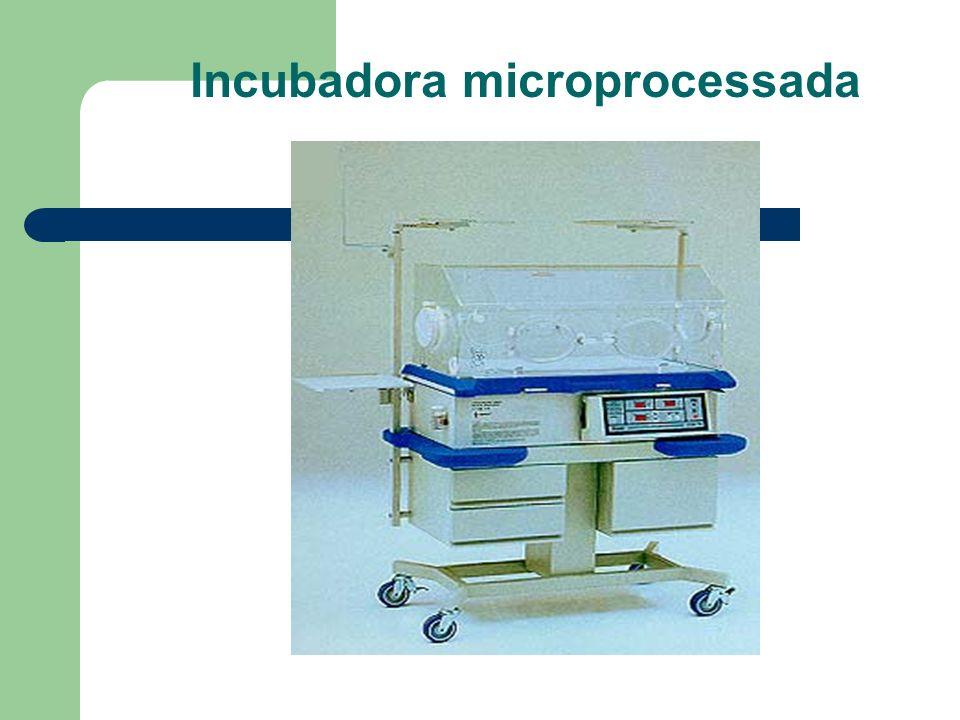 Incubadora microprocessada