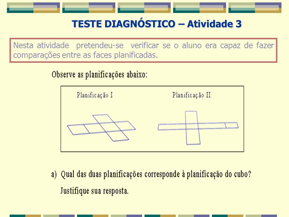 TESTE DIAGNÓSTICO – Atividade 3