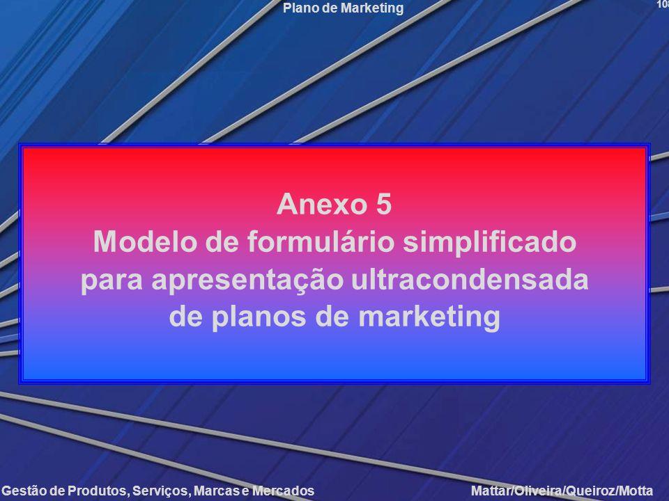 Modelo de formulário simplificado para apresentação ultracondensada