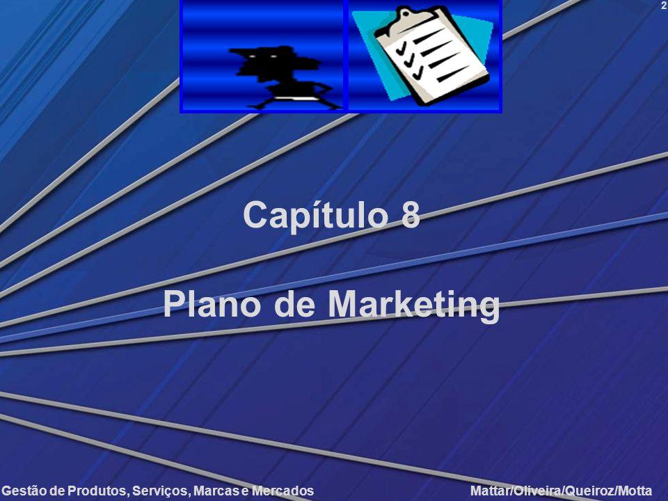 Capítulo 8 Plano de Marketing