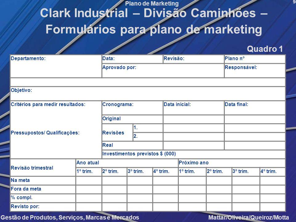 Clark Industrial – Divisão Caminhões –