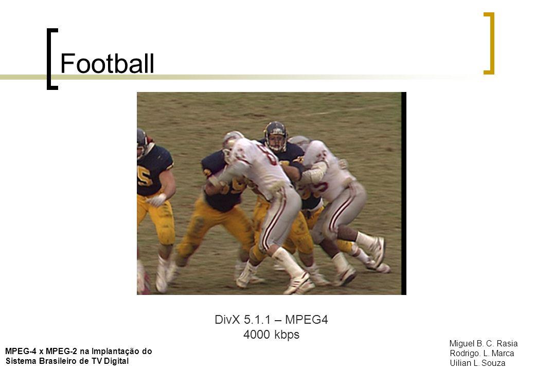 Football DivX 5.1.1 – MPEG4 4000 kbps Miguel B. C. Rasia
