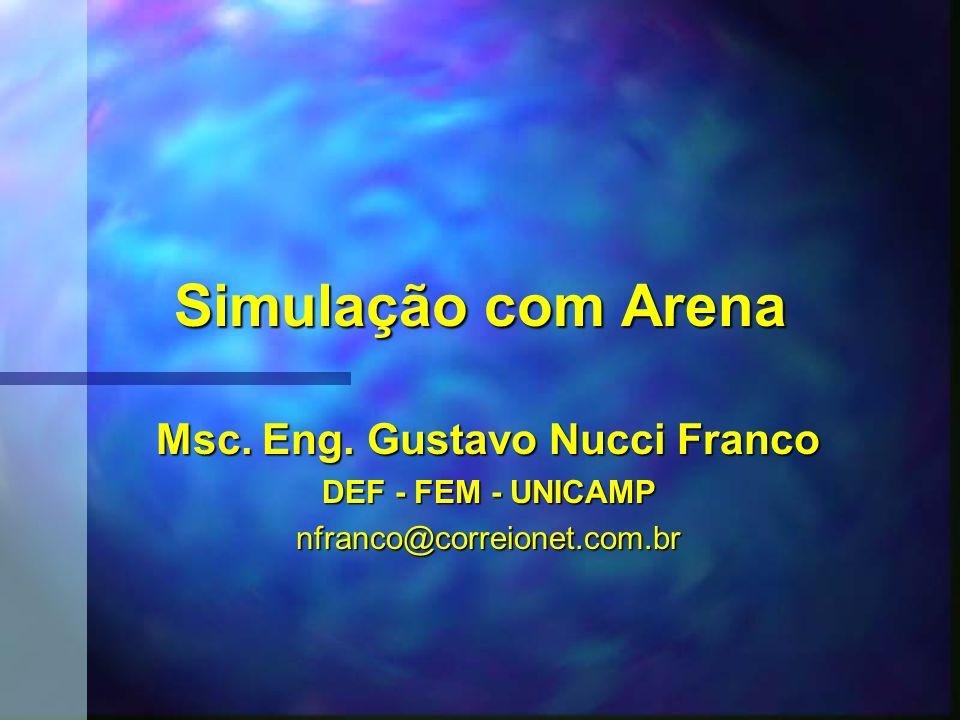Msc. Eng. Gustavo Nucci Franco