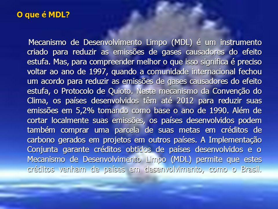 O que é MDL