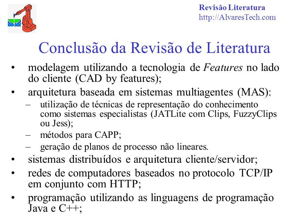 Conclusão da Revisão de Literatura
