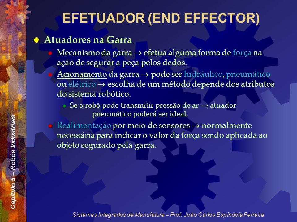 EFETUADOR (END EFFECTOR)