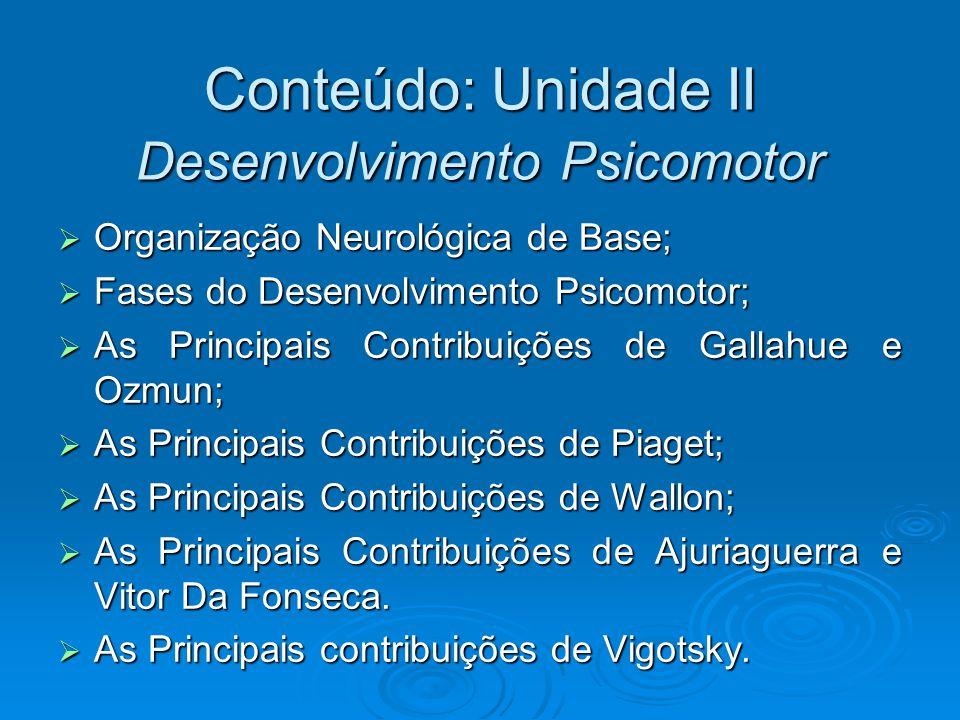 A estimulação psicomotora como suporte para a aprendizagem 5